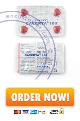 caverta 100 ranbaxy india