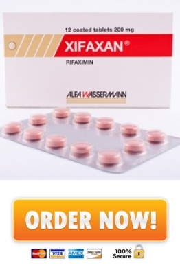 rifaximin vs ciprofloxacin